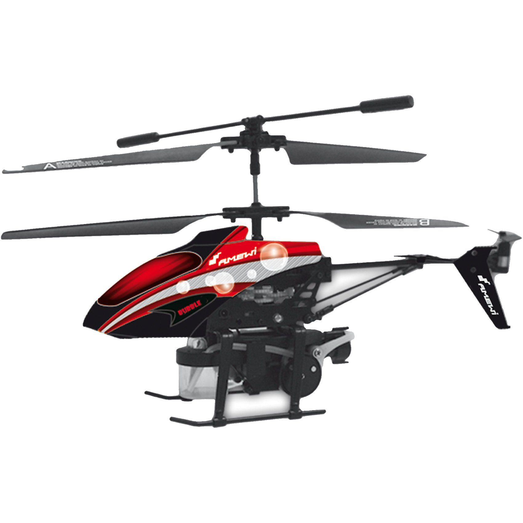 Amewi RC Helikopter mit Seifenblasenfunktion Firestorm Bubble Copt