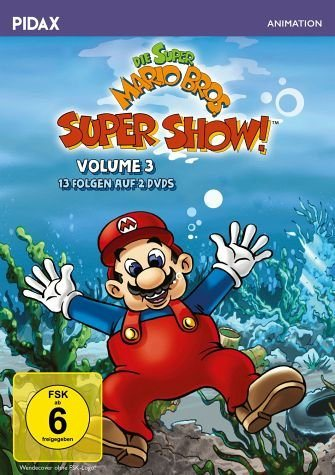 DVD »Die Super Mario Bros. Super Show!, Volume 3 (2...«