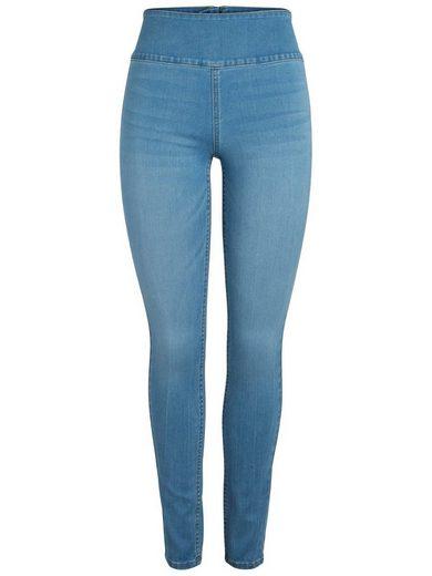 Pieces High-Waist- Jeans