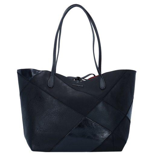 Desigual Capri Cougar Shopper Tasche 30 cm