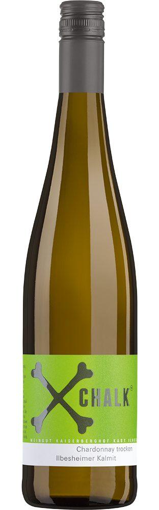 Weisswein aus Deutschland, 13,5 Vol.-%, 75,00 cl »2016 Chardonnay Trocken Chalk«