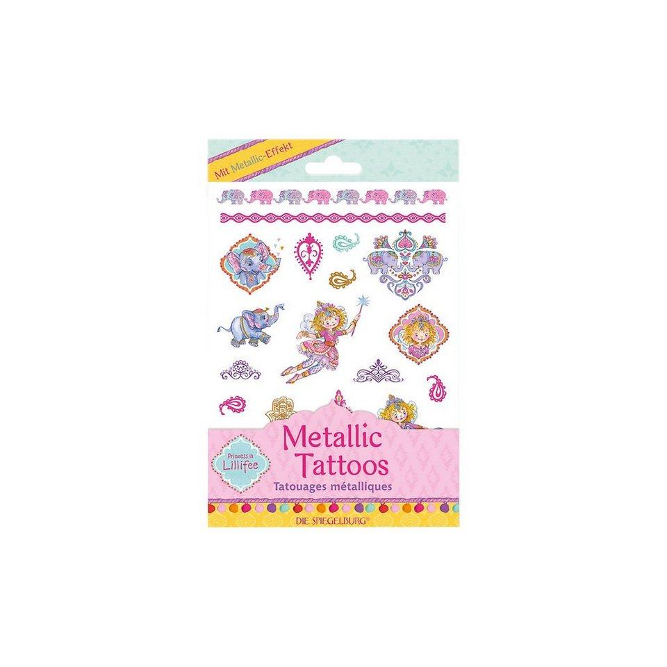 Spiegelburg Metallic Tattoos Prinzessin Lillifee Orient online kaufen
