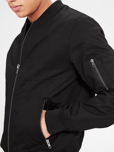 Jack & Jones Minimale Bomber- Jacke