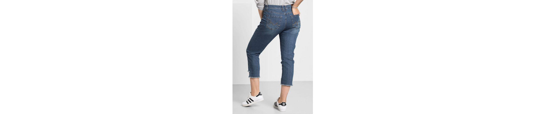 sheego Denim Stretch-Jeans Niedrig Versandkosten Für Verkauf cUeg5zJ