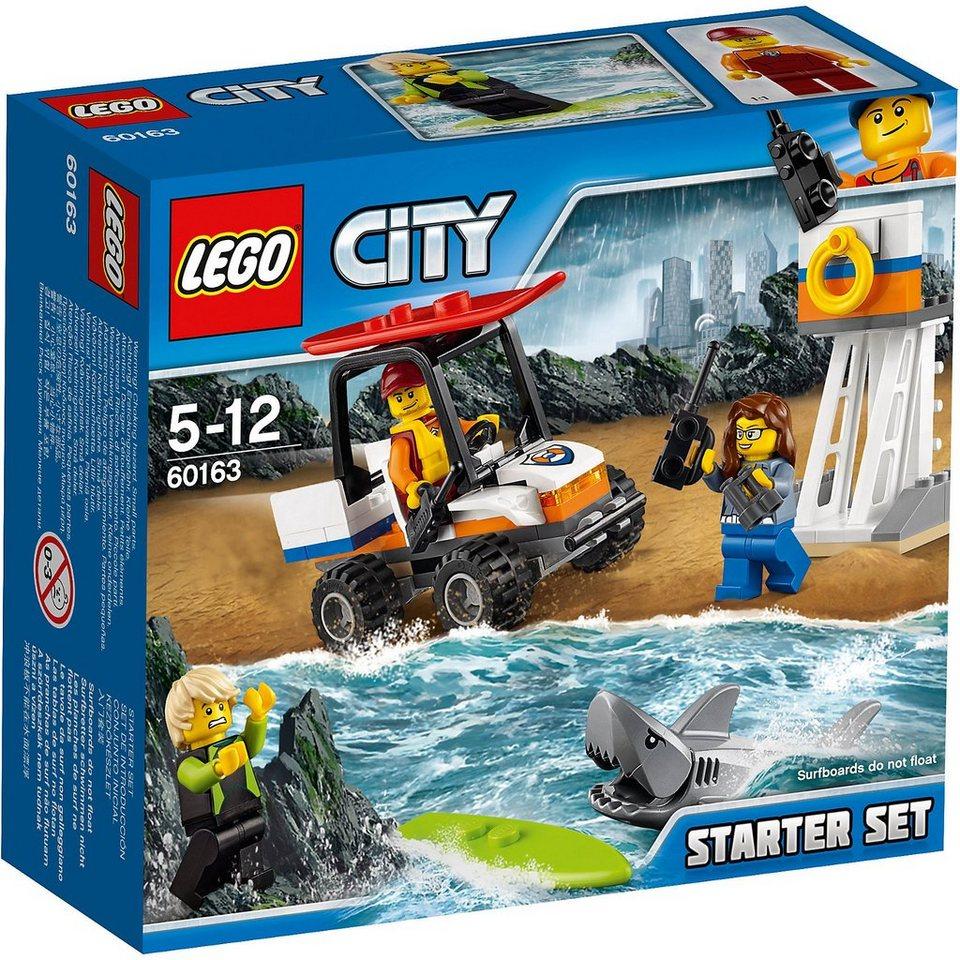 Lego® 60163 City: Küstenwache-Starter-Set kaufen