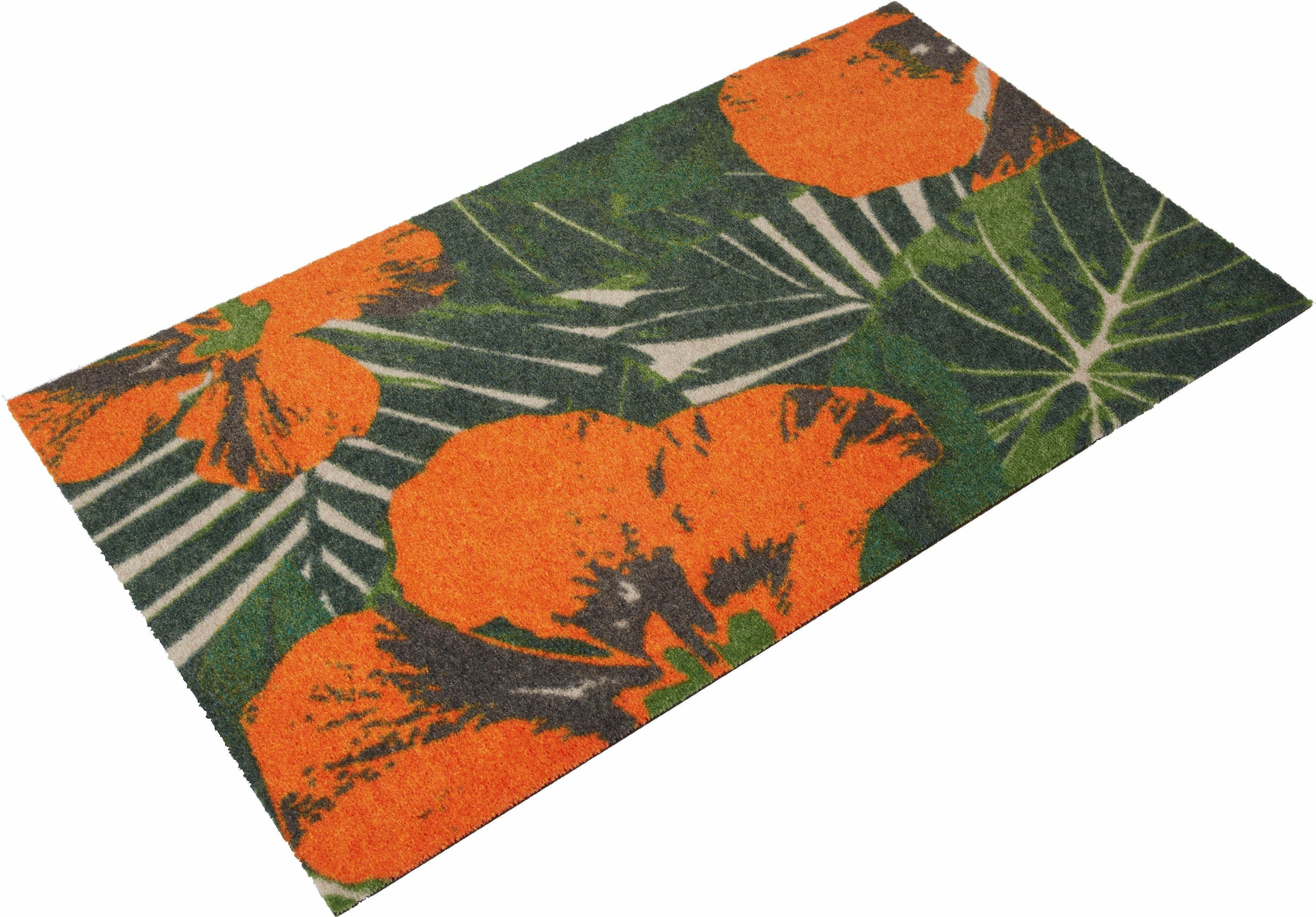 Teppich »Joey«, Mad about Mats, rechteckig, Höhe 9 mm, waschbar