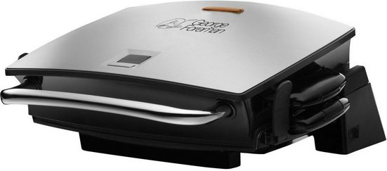 George Foreman Tischgrill Grill & Melt 14525-56, 1550 W, Fitnessgrill