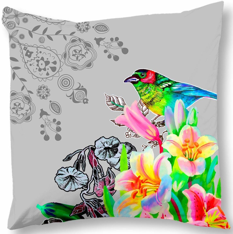 Kissenbezug, hip, »Botanica«, farbig
