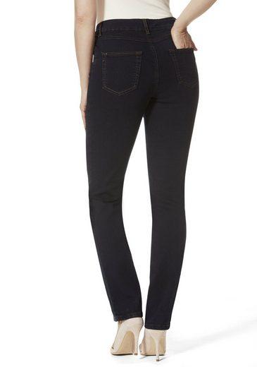 STOOKER WOMEN 5-Pocket-Jeans Milano Denim, mit Magic Shape Effekt
