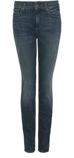 NYDJ Ami Skinny Legging in Crosshatch Denim