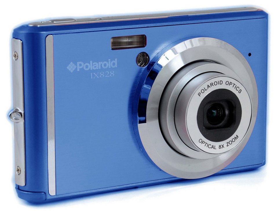 polaroid digitalkamera mit 20 megapixel 2 4 tft display ix828n online kaufen otto. Black Bedroom Furniture Sets. Home Design Ideas