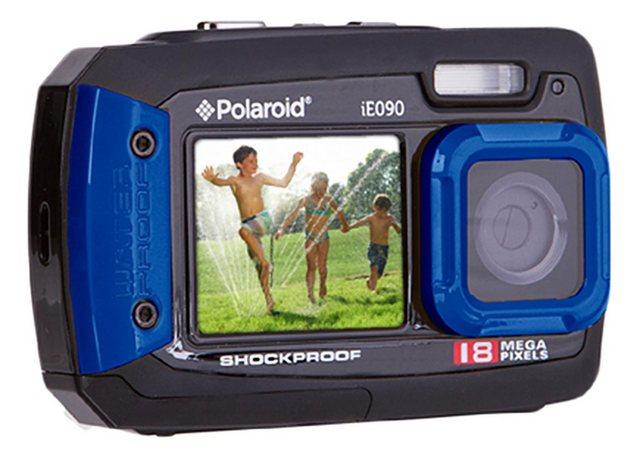 Digitalkameras - Polaroid Dual Screen wasserdichte Digitalkamera »iE090«  - Onlineshop OTTO