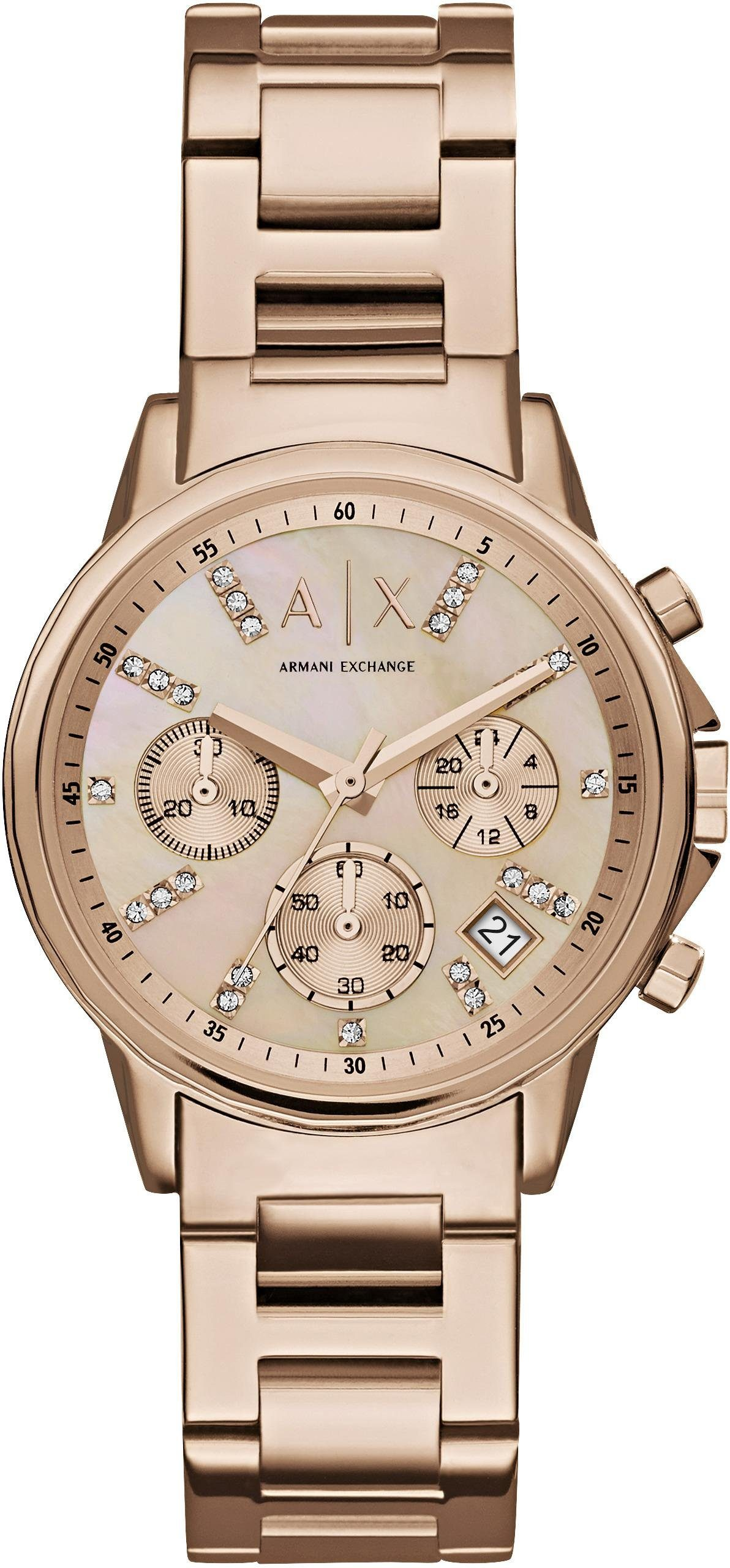 ARMANI EXCHANGE Chronograph »AX4326«