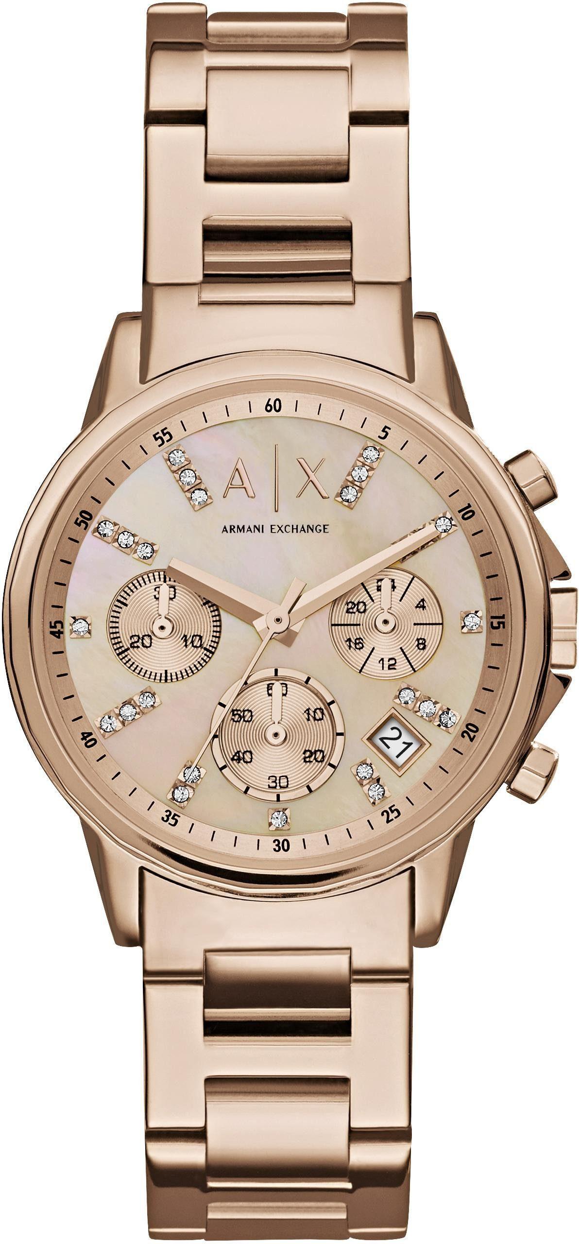 ARMANI EXCHANGE Chronograph »AX4326«