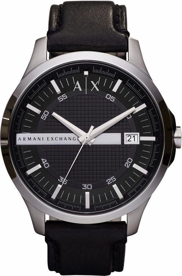 ARMANI EXCHANGE Quarzuhr »AX2101« | Uhren > Quarzuhren | Schwarz | ARMANI EXCHANGE