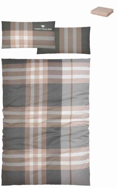 bettw sche tom tailor braun my blog. Black Bedroom Furniture Sets. Home Design Ideas