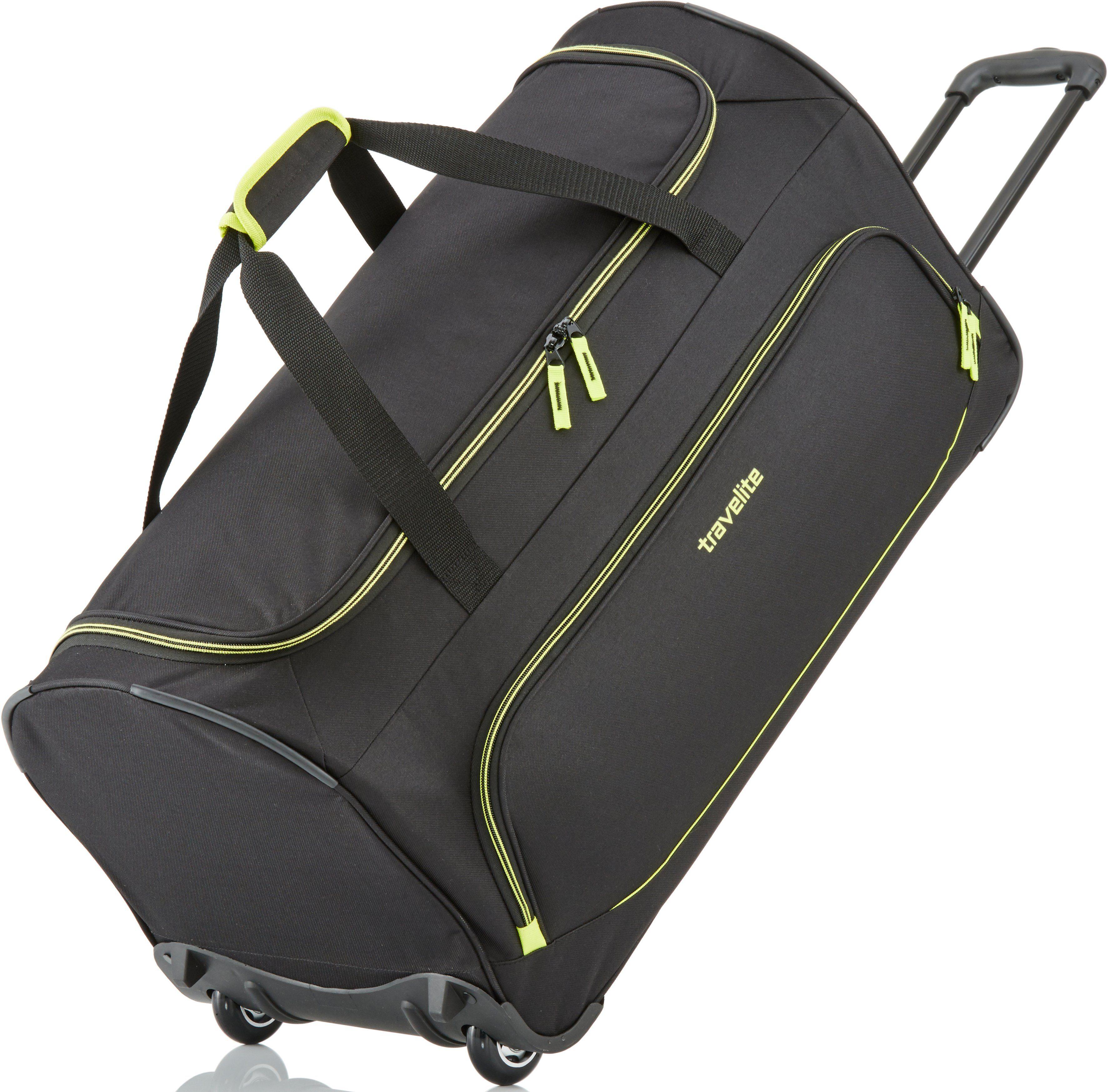 travelite Reisetasche mit 2 Rollen, »Basics, 71 cm«
