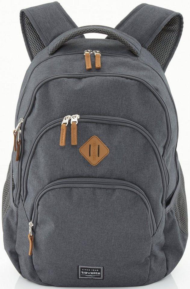 travelite Rucksack, »Basics, anthrazit« kaufen | OTTO