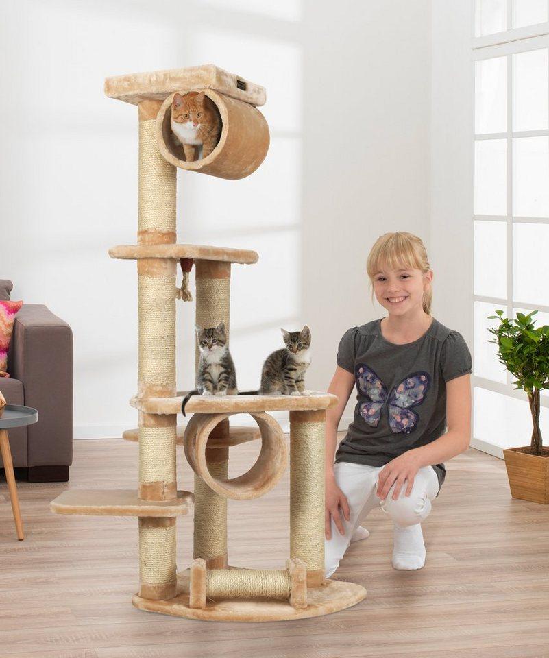 armarkat kratzbaum lucy b t h 91 81 187 cm beige online kaufen otto. Black Bedroom Furniture Sets. Home Design Ideas