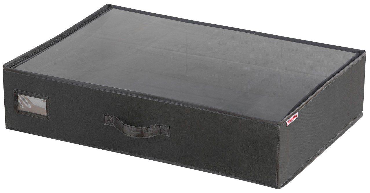 LEIFHEIT Unterbettkommode »Klein«, Farbe Schwarz