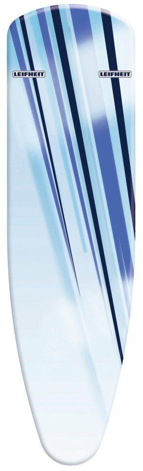 LEIFHEIT Bügelbrettbezug »AirActive M blue stripes«