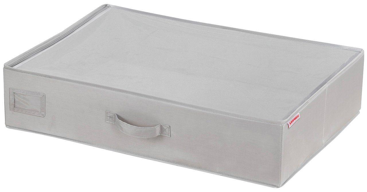 LEIFHEIT Unterbettkommode »Klein«, Farbe Grau