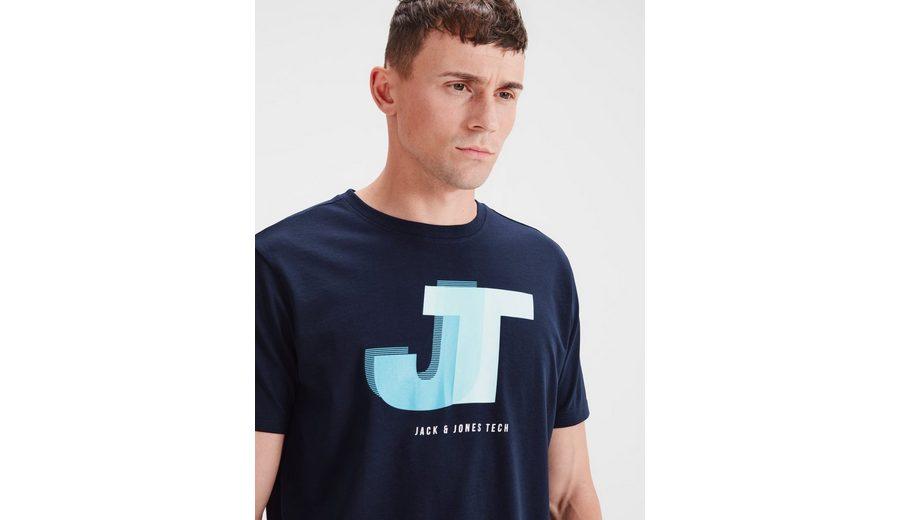 Footlocker Günstig Online Jack & Jones Tech Sportliches T-Shirt Billig Verkaufen Billig Räumungsverkauf Online bt5U5jg