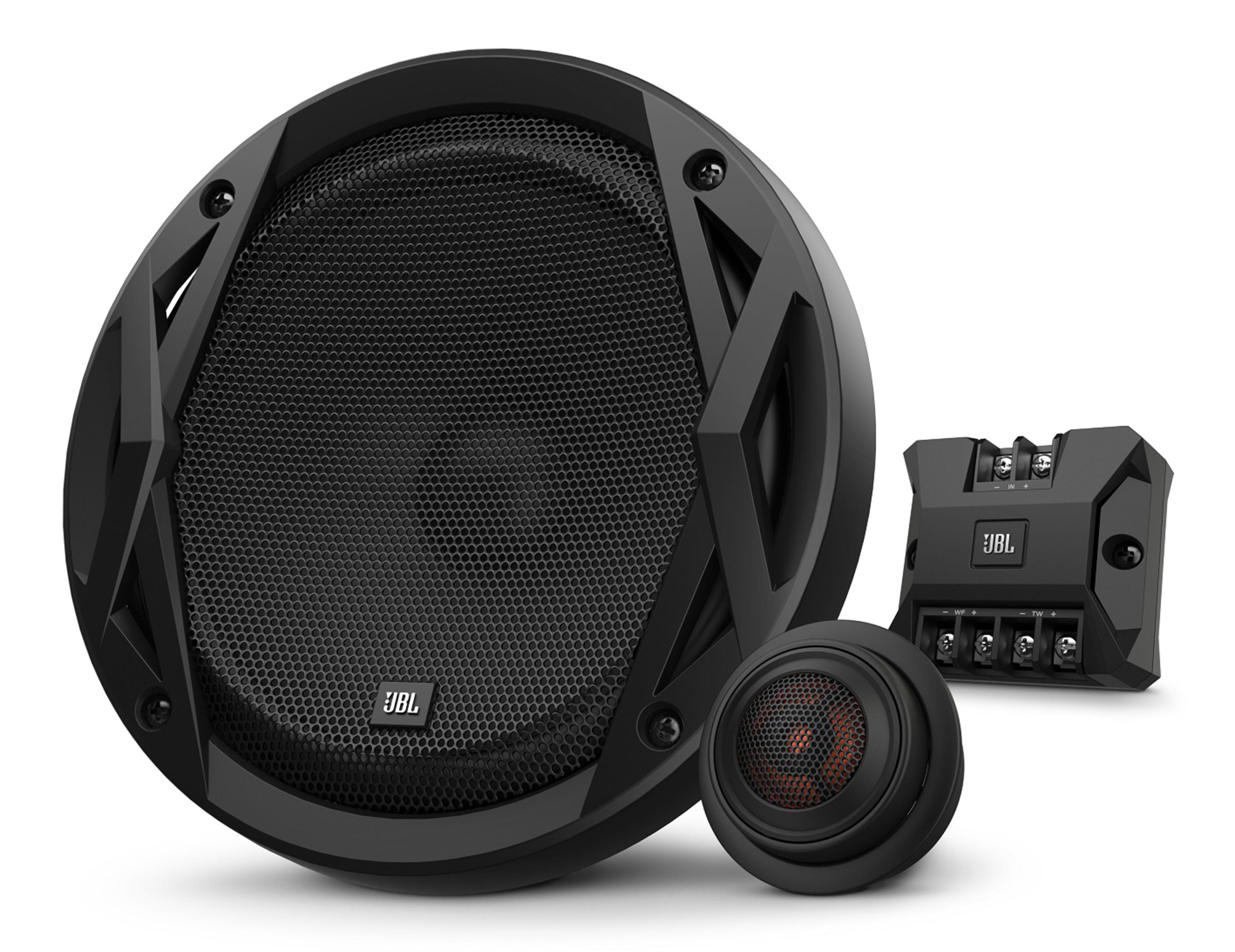"JBL (Paar) 6,5"" (165mm) Komponenten Stereo-Lautsprechersystem »Club 6500C«"
