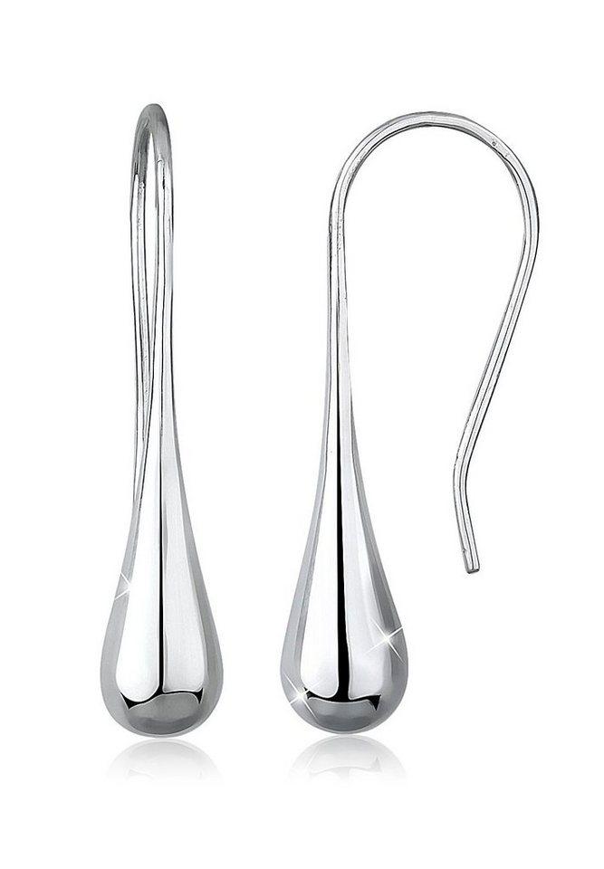 Sterling silber  Elli Ohrringe »Tropfen 925 Sterling Silber« kaufen | OTTO