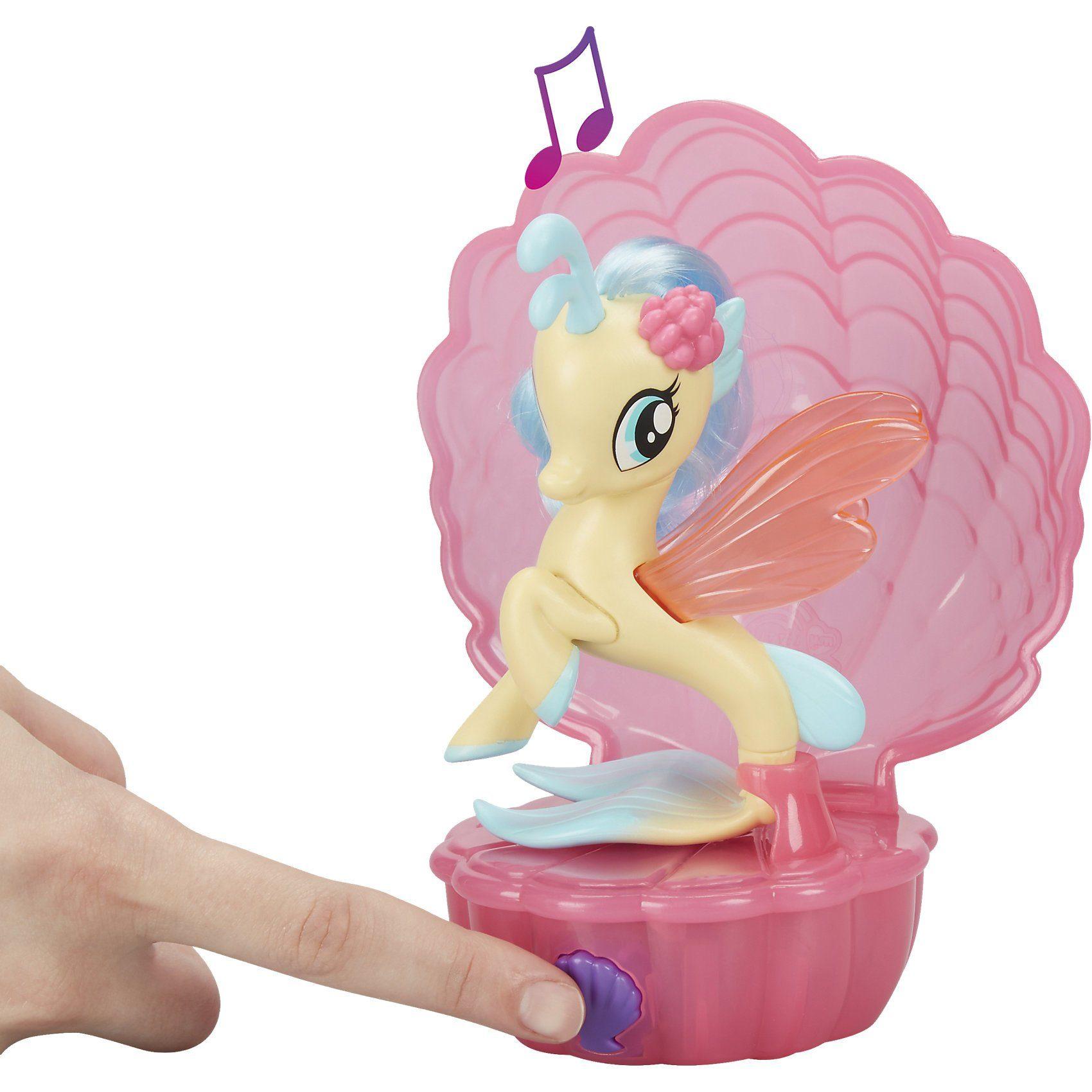 Hasbro My Little Pony Movie Meeresmelodie Pony Prinzessin Skystar