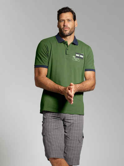 Bagenz Angebote Men Plus by Happy Size Poloshirt
