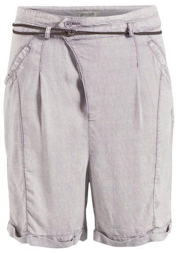 Khujo Shorts Mackay With Belt