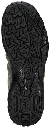 Columbia Kletterschuh Peakfreak Woodburn II Shoes Men WP