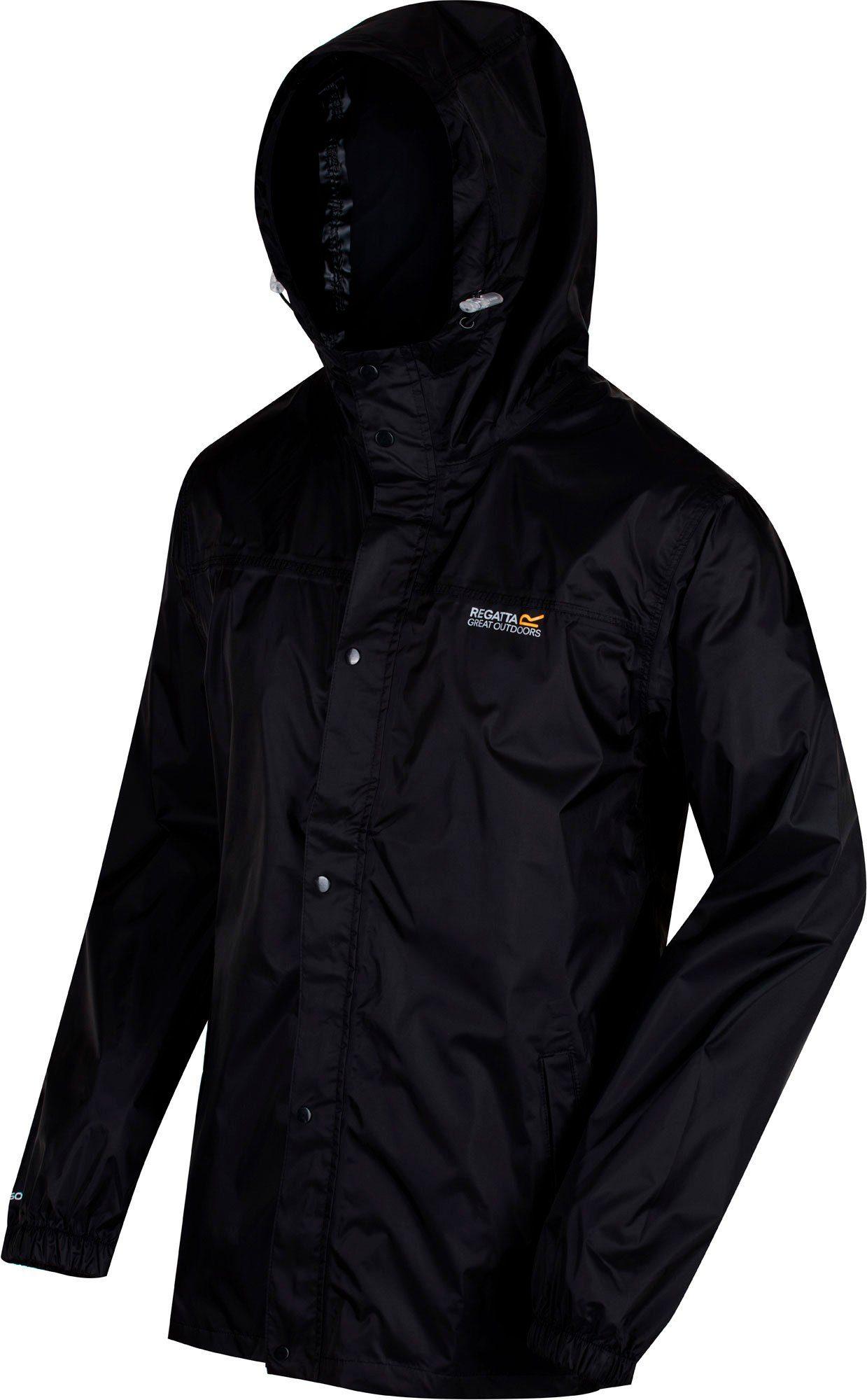 Regatta Outdoorjacke »Pack It II Waterproof Jacket Men«