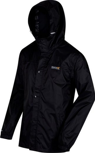 Regatta Outdoorjacke Pack It II Waterproof Jacket Men