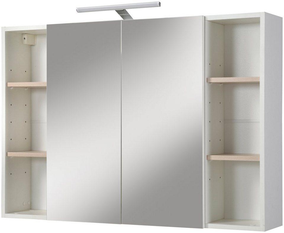 Kesper spiegelschrank scala breite 100 cm led otto for Spiegelschrank 100 cm led