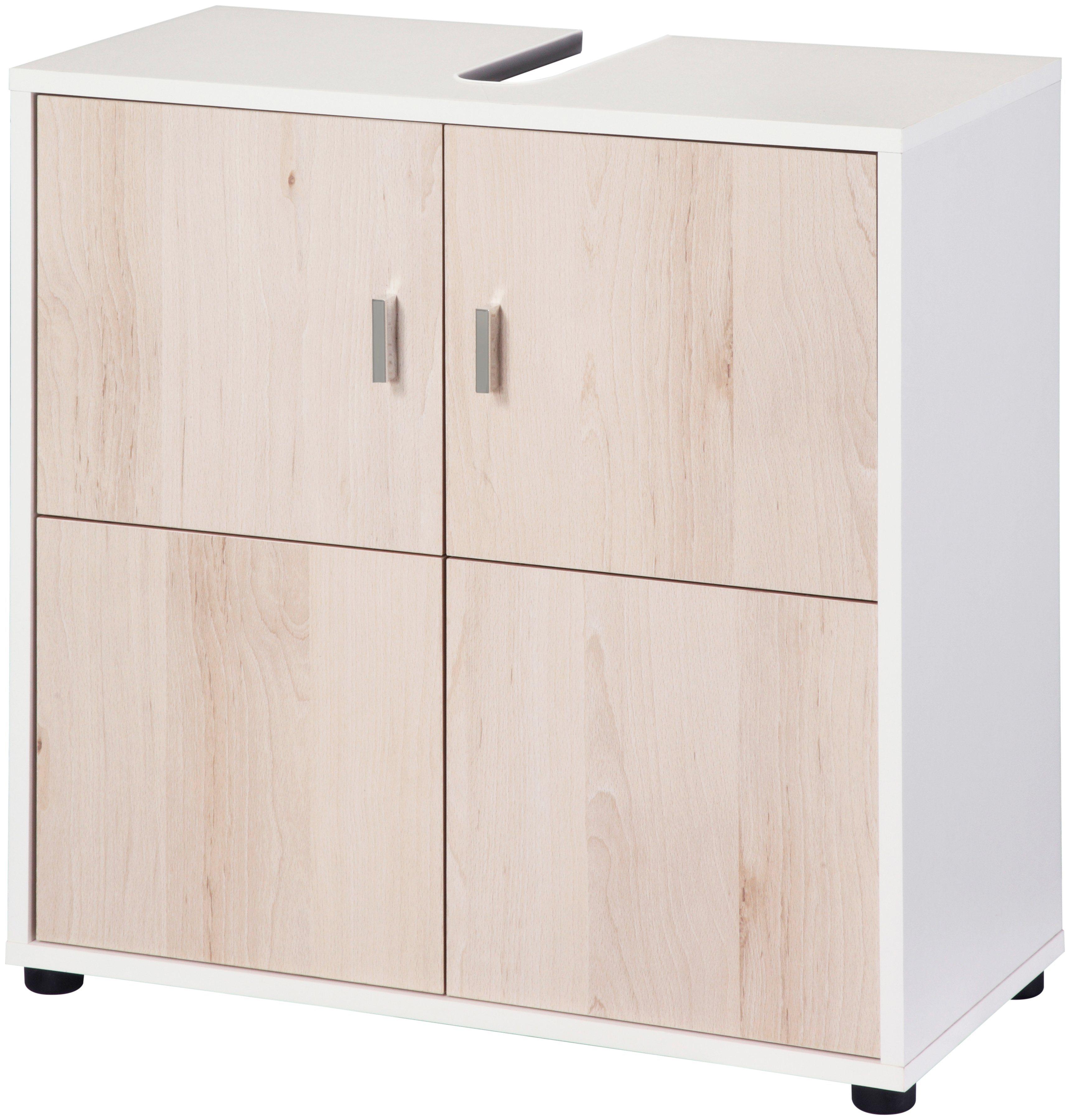 KESPER Waschbeckenunterschrank »Scala«, Breite 62 cm   Bad > Badmöbel > Waschbeckenunterschränke   Spanplatte   Kesper