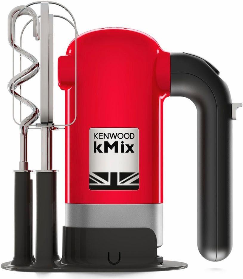 KENWOOD Handmixer HMX750RD, 350 W, 350 Watt