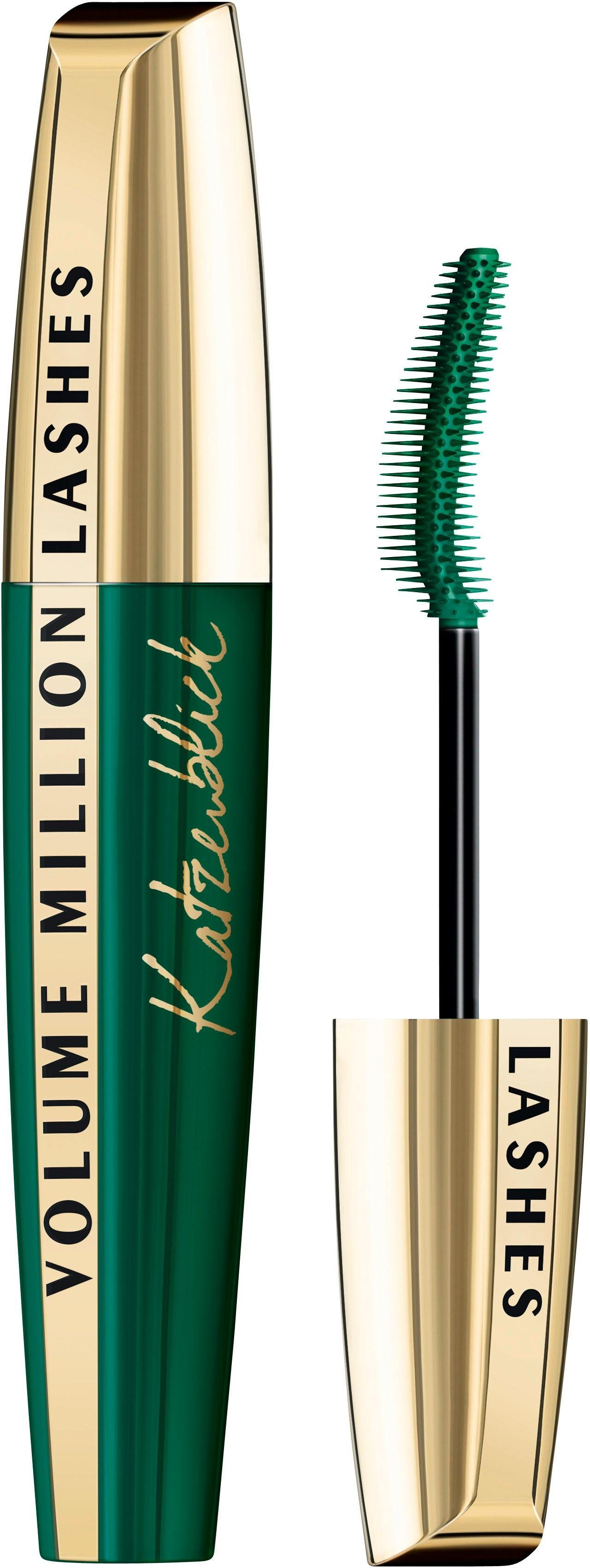 L'Oréal Paris, »Volume Million Lashes Katzenblick«, Mascara