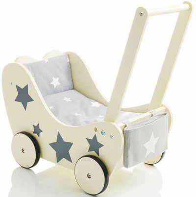 Sun Puppenwagen »Speedy Sternchen 1«, aus Holz