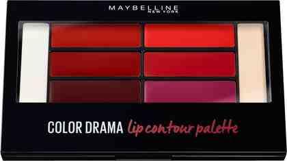 Maybelline New York, »Color Sensational Lip Contour Palette«, Lippenstift