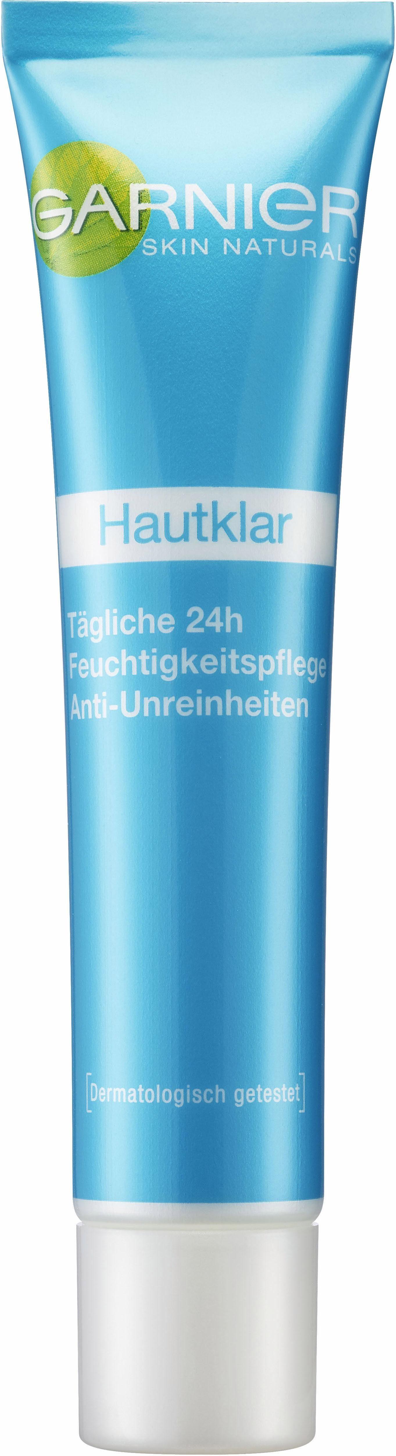 Garnier, »Hautklar Tägliche 24H Feuchtigkeitspflege«, Gesichtspflege
