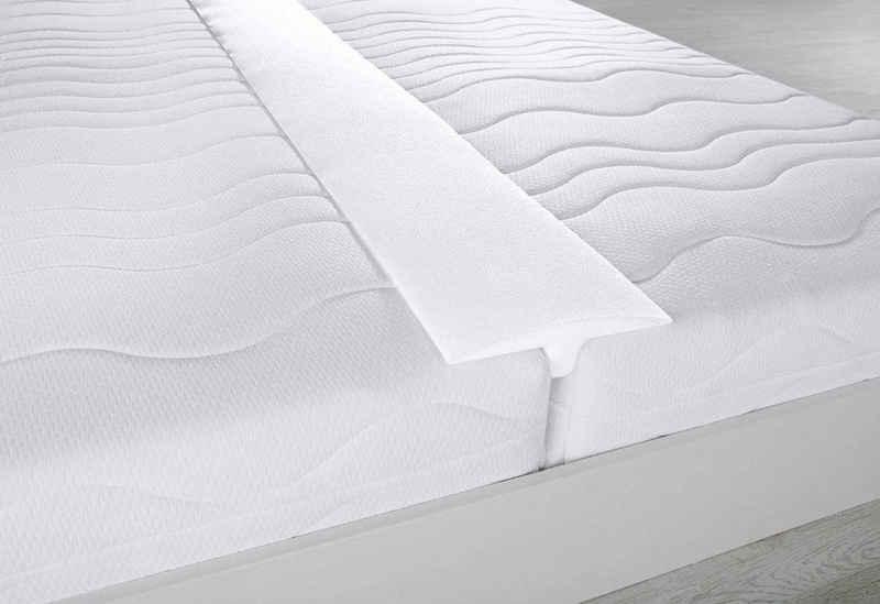 Matratzenkeil »Liebesbrücke - Bettbrücke- für Besucherritze« f.a.n. Schlafkomfort, Verbindet zwei Matratzen als Lückenfüller