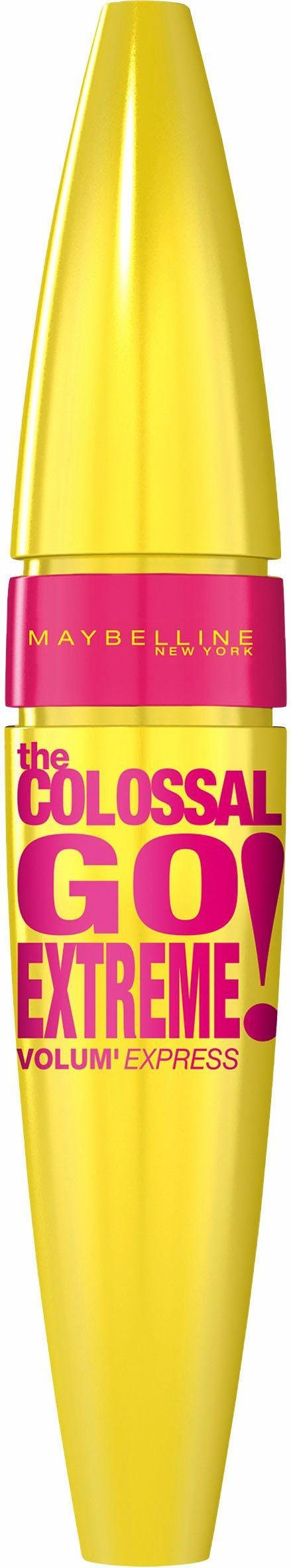 Maybelline New York, »Mascara VEX Colossal Go Extreme«, Mascara