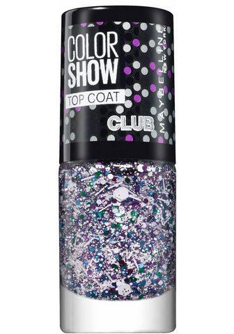 "MAYBELLINE NEW YORK Лак для ногтей ""Colorshow Topcoat..."