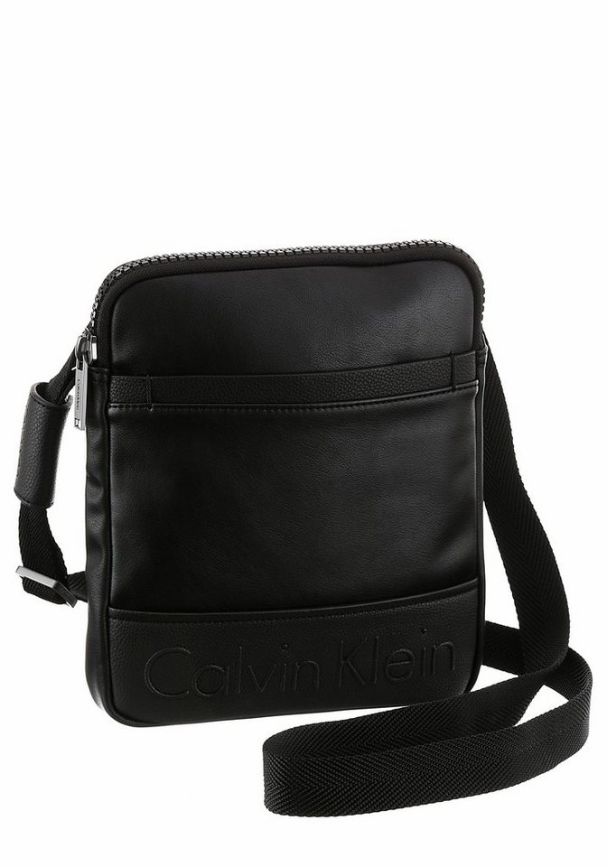 calvin klein damen mish4 small crossbody umh ngetasche schwarz black. Black Bedroom Furniture Sets. Home Design Ideas