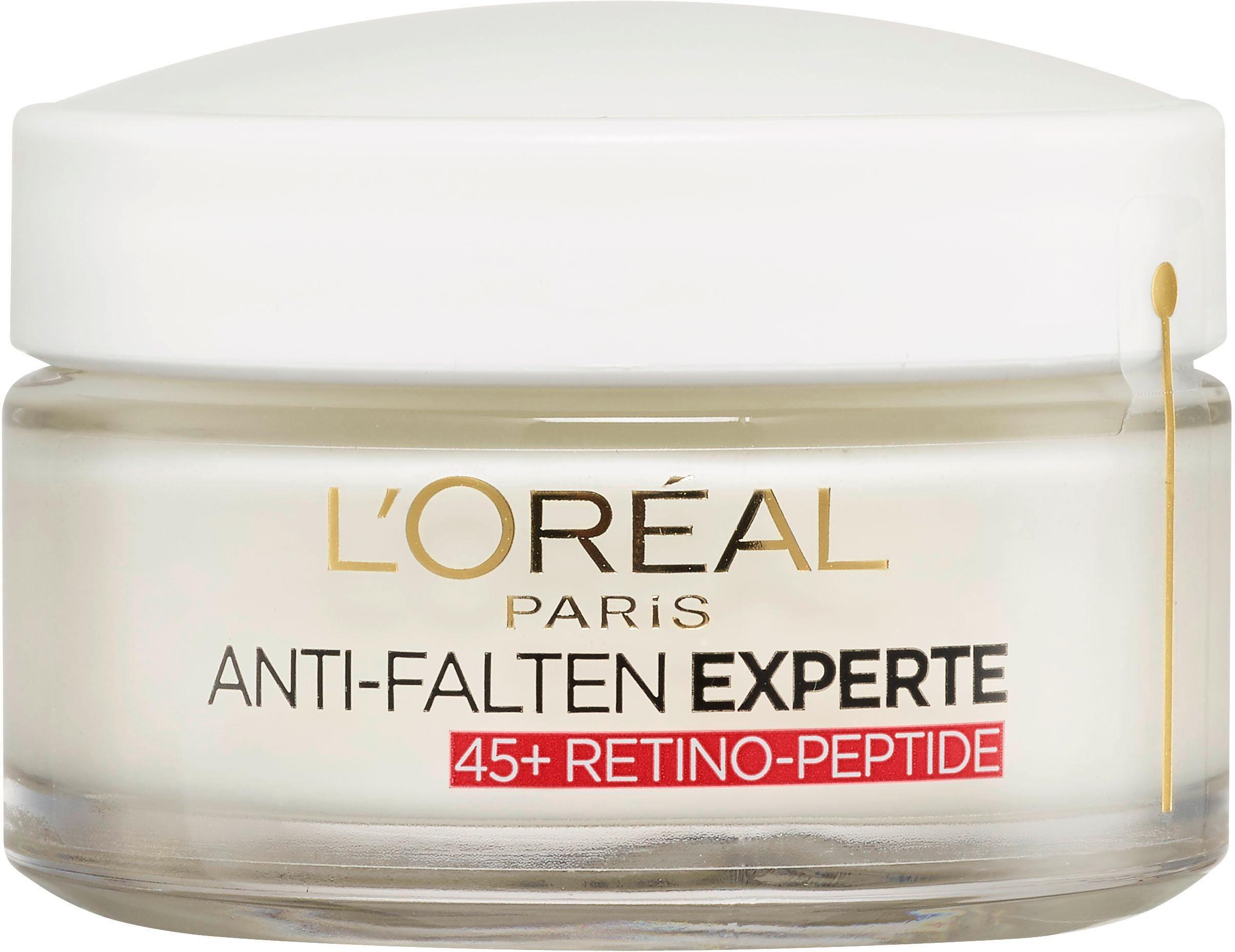 L'Oréal Paris, »Anti-Falten-Expert Retino Peptide 45+«, Gesichtspflege