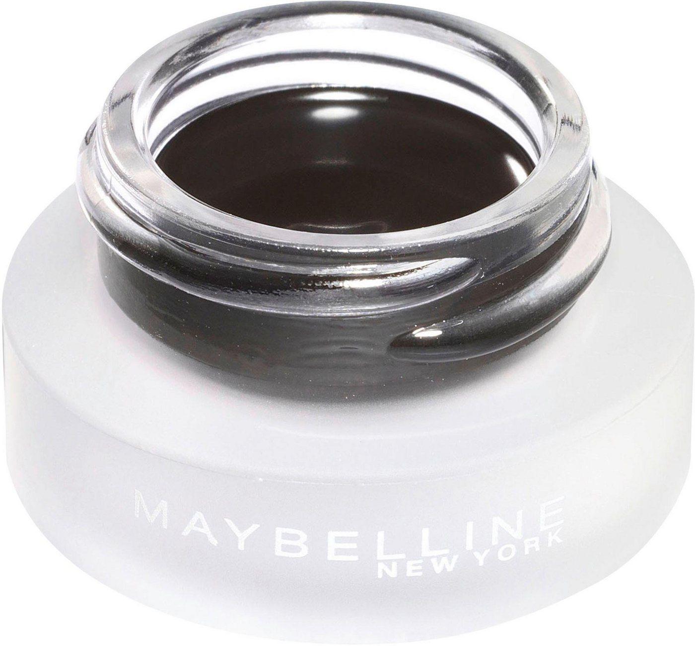 maybelline new york -  Eyeliner »Lasting Drama Gel Liner«, Hochpigmentierter Gel-Textur