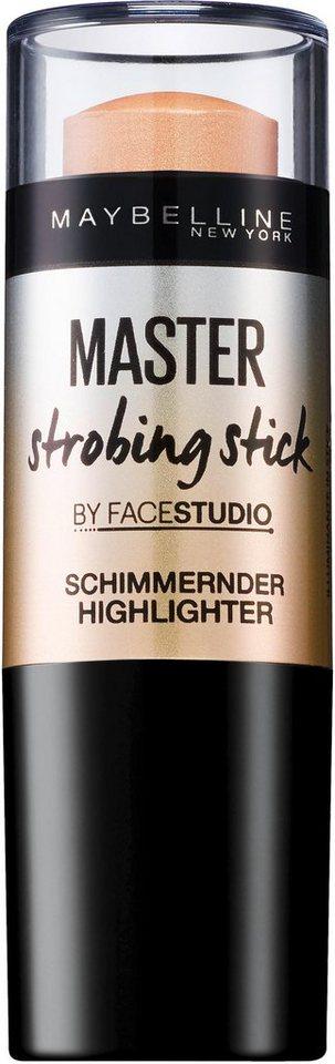 maybelline new york -  Highlighter »Master Strobing Stick«
