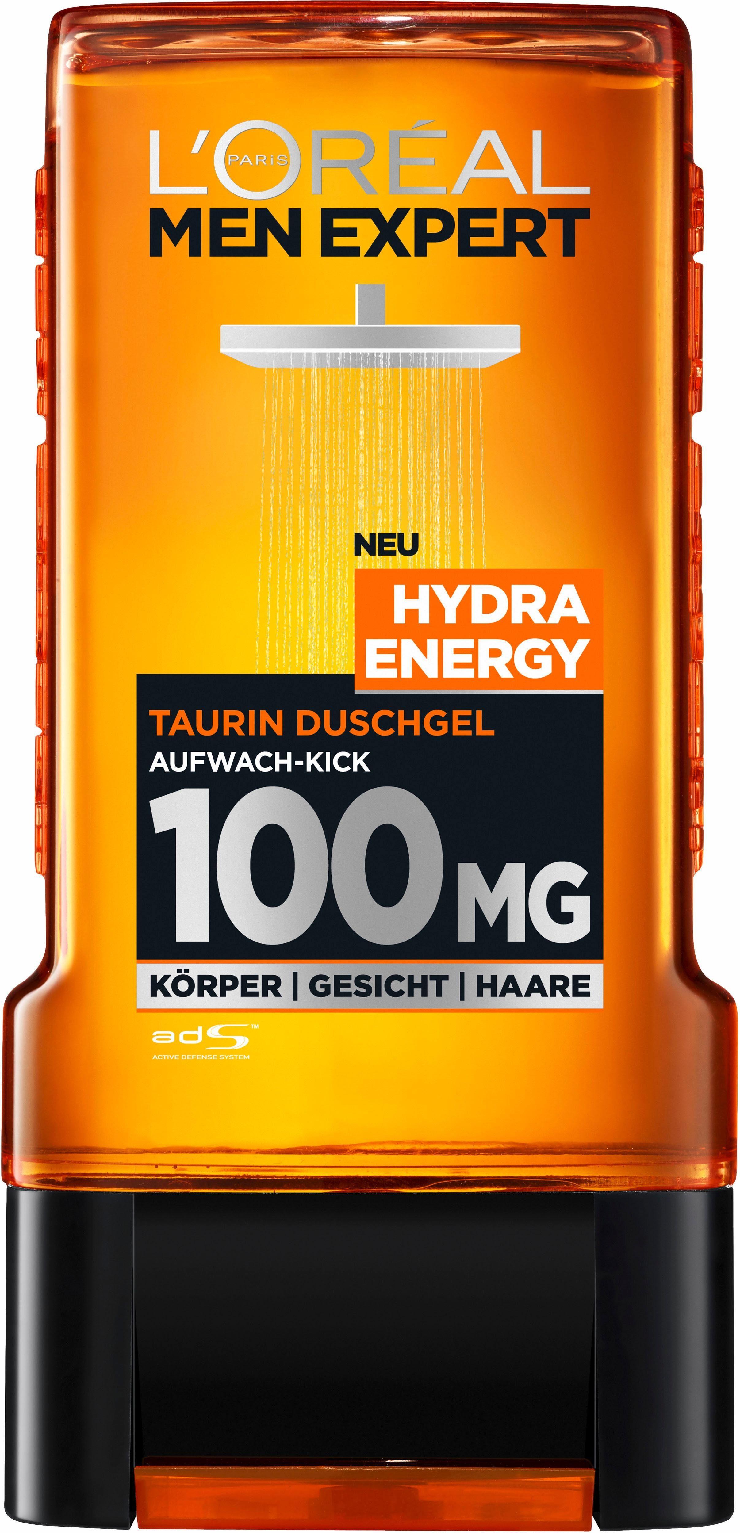 L'Oréal Paris Men Expert, »Men Expert Duschgel Hydra Energy«, Duschgel